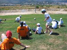 Futebol Aranha 2008