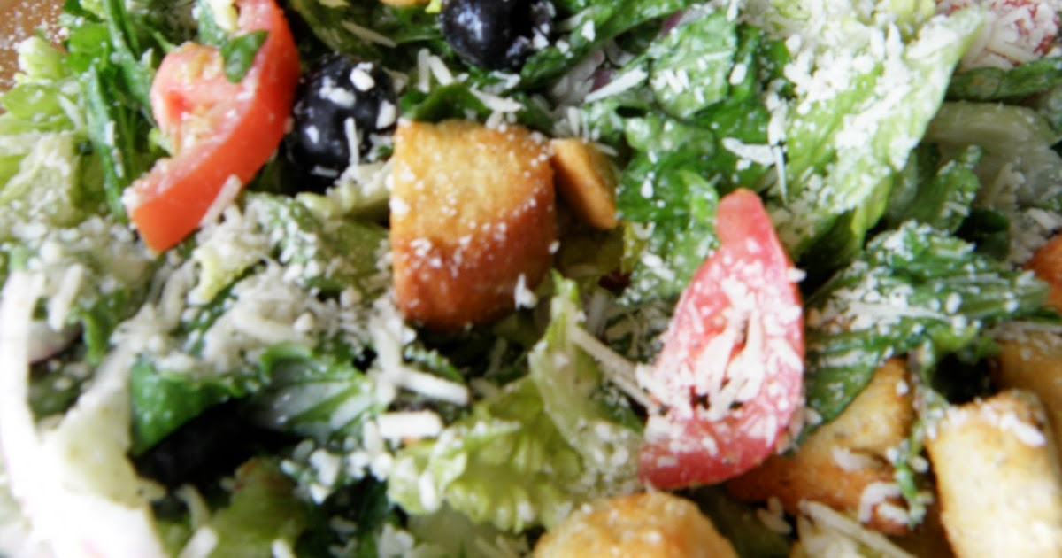 Taste Every Season Olive Garden Salad