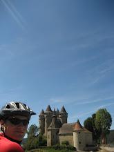 Auvergne - Day 3 - Chateau de Val