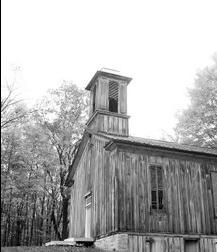 Egg Hill Church in Spring Mills, PA