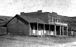 The Whaley House in the late 1800's