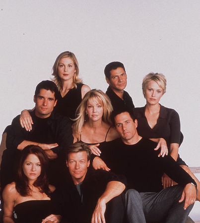 Melrose Place TV Cast