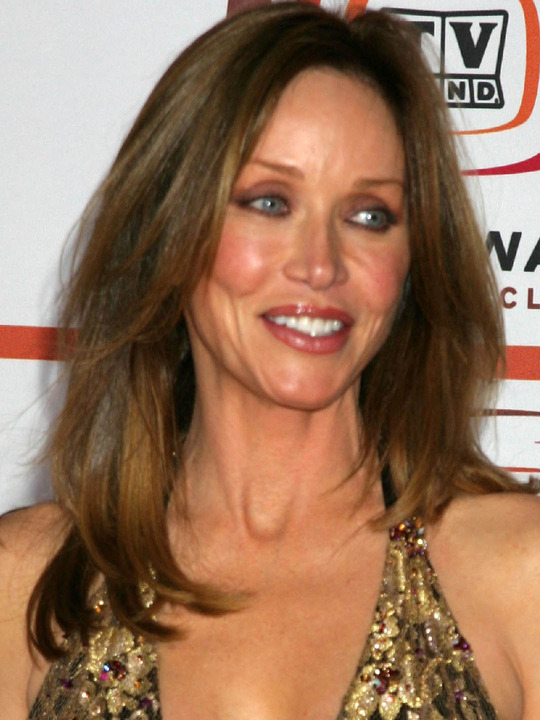 Tanya roberts celebrating the beastmasters anniversary