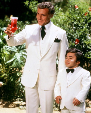 montalban and herve fantasy island What if Wayne LaPierre and Mike Huckabee were on Fantasy Island?