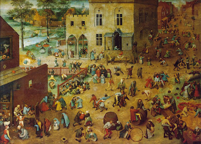 brueghel-detske hry
