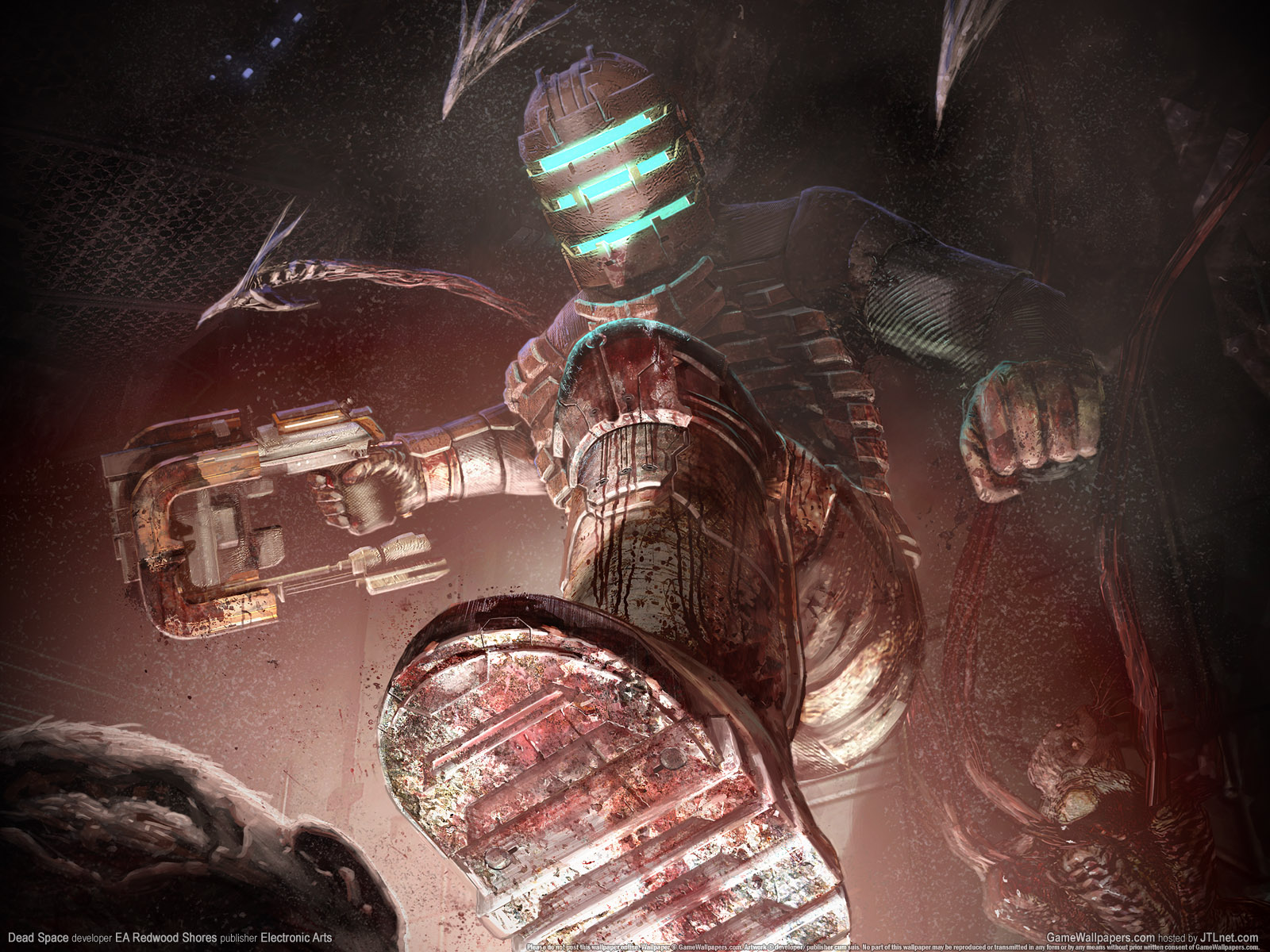 DARK RED GAMES: DEAD SPACE