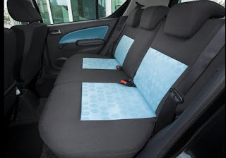 Maruti Ritz Interior