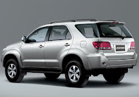 Toyota Fortuner Pictures