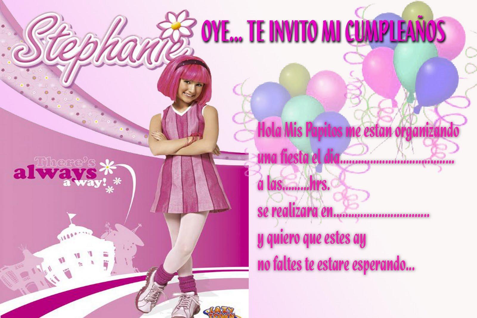 Cartas de cumpleaños para imprimir gratis para niñas de 12 años ...