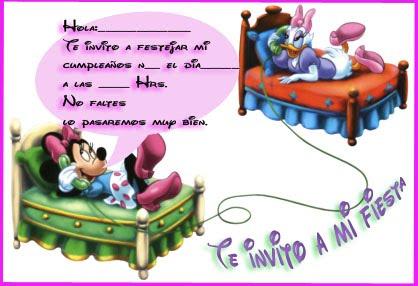 Postales de Minnie Mouse - Postales Animadas Gratis