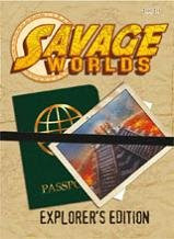 Savage Worlds Cover