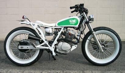 Biaya Modifikasi Yamaha Scorpio Jap Style