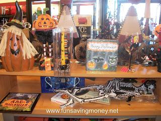 Marshalls Halloween Finds