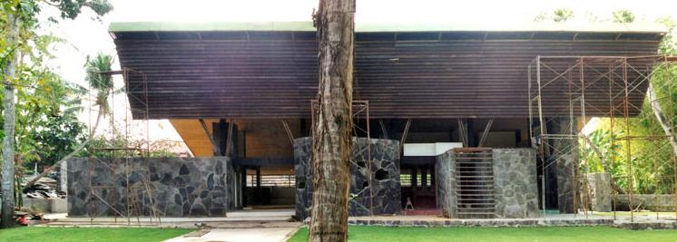 Work in bali casa bournias karmarchitettura for Aprire case di concetto