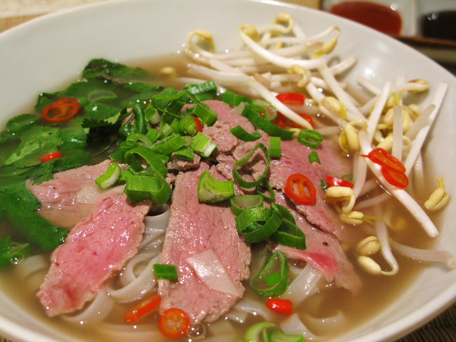 how to make vegetable pho noodle soup