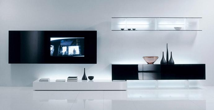 Amoblamientos mario bravo dise o minimalista que es - Salones de diseno minimalista ...