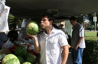 organic food and UPenn