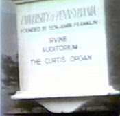 UPenn Irvine Auditorium