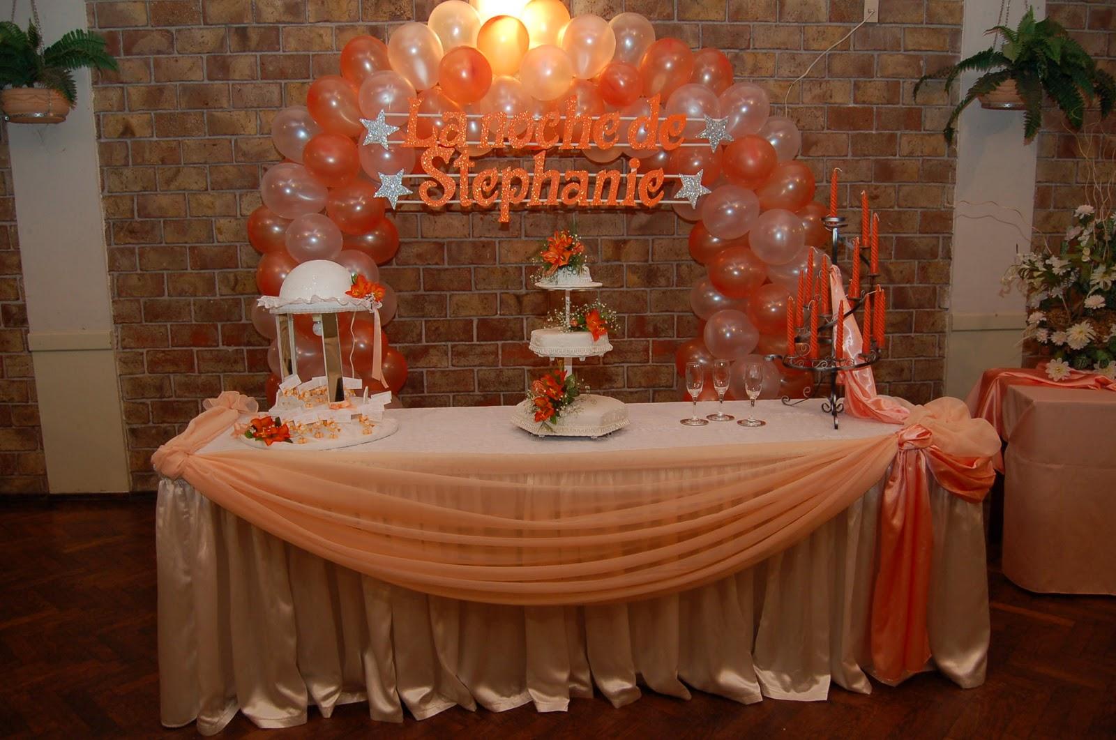 Victoria fiestas globos 15 a os boda for Decoracion fiesta anos 60