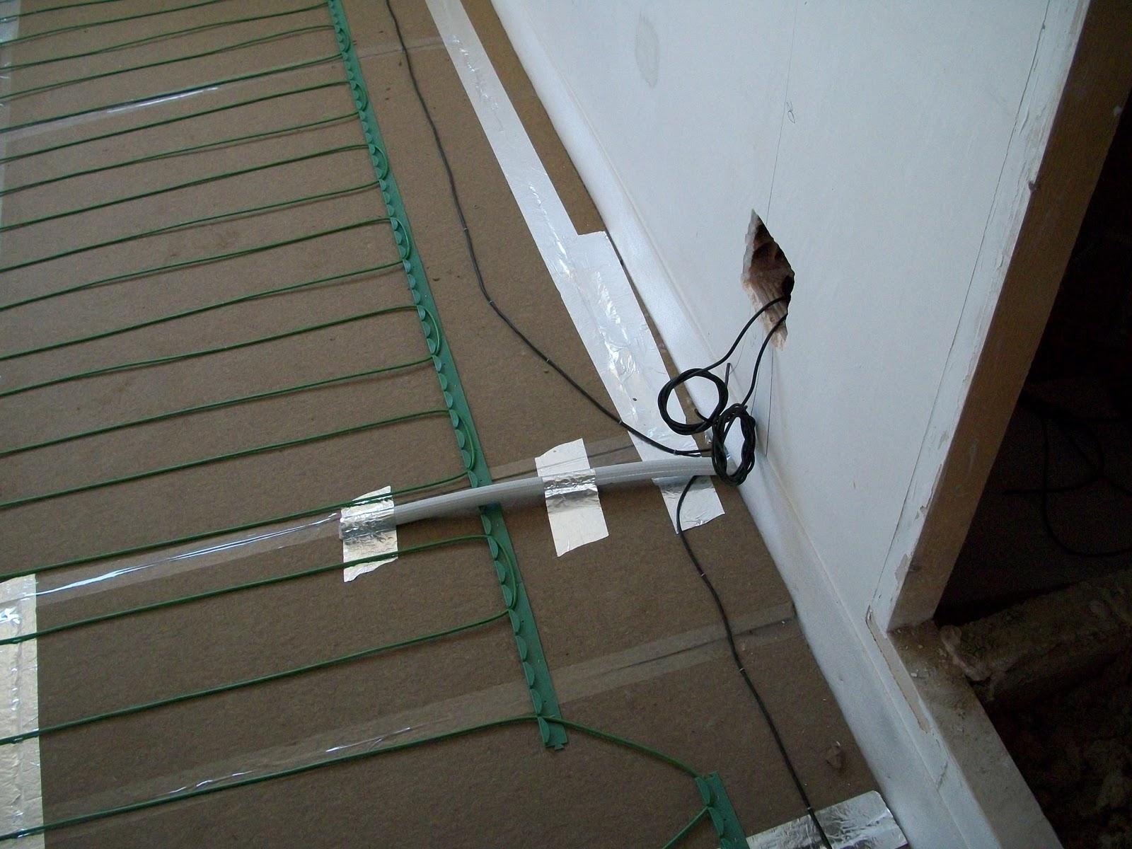 Instalaciones suelo radiante electrico - Suelos radiantes electricos ...