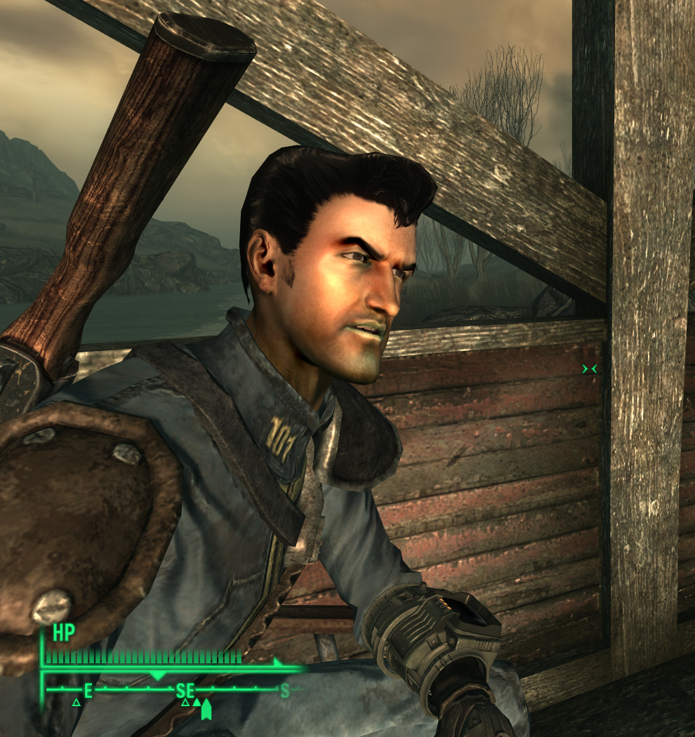 Evil Dead News News Related To The Evil Dead Franchise Fallout 3 Bruce Campbell Ash Williams From Evil Dead
