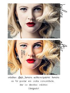 efeito em fotos no photofiltre studio effect's drew