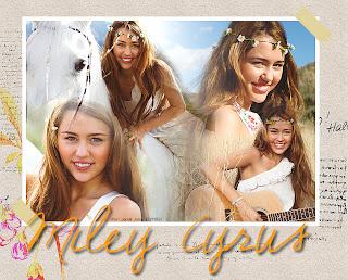 Miley Cyrus! blend miley cyrus photofiltre studio