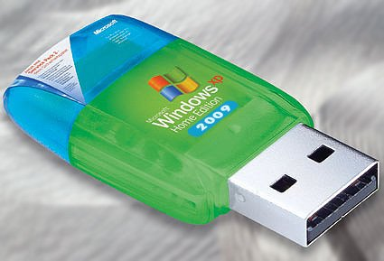 Windows Live USB