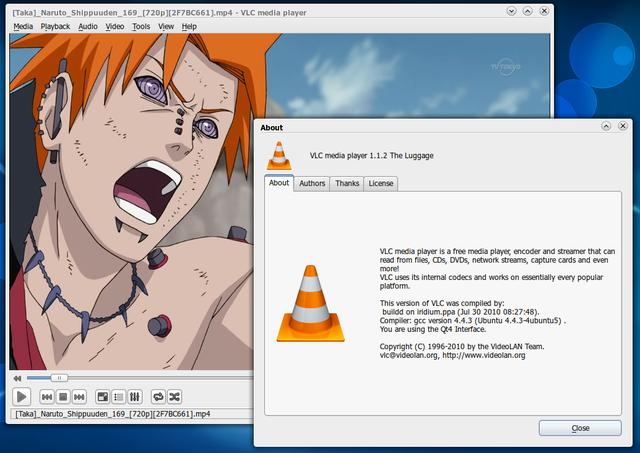 VLC 1.1.2 telah dirilis
