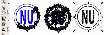Membuat Rubber Stamp
