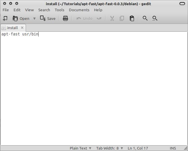 File install yang sudah selesai diedit