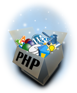 how to develop website in php