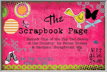 Proud designer for the scrapbook page
