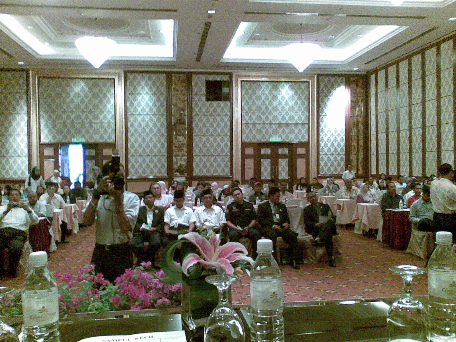 Tahniah Kepada MPSJ Kerana Menganjur Seminar Halal
