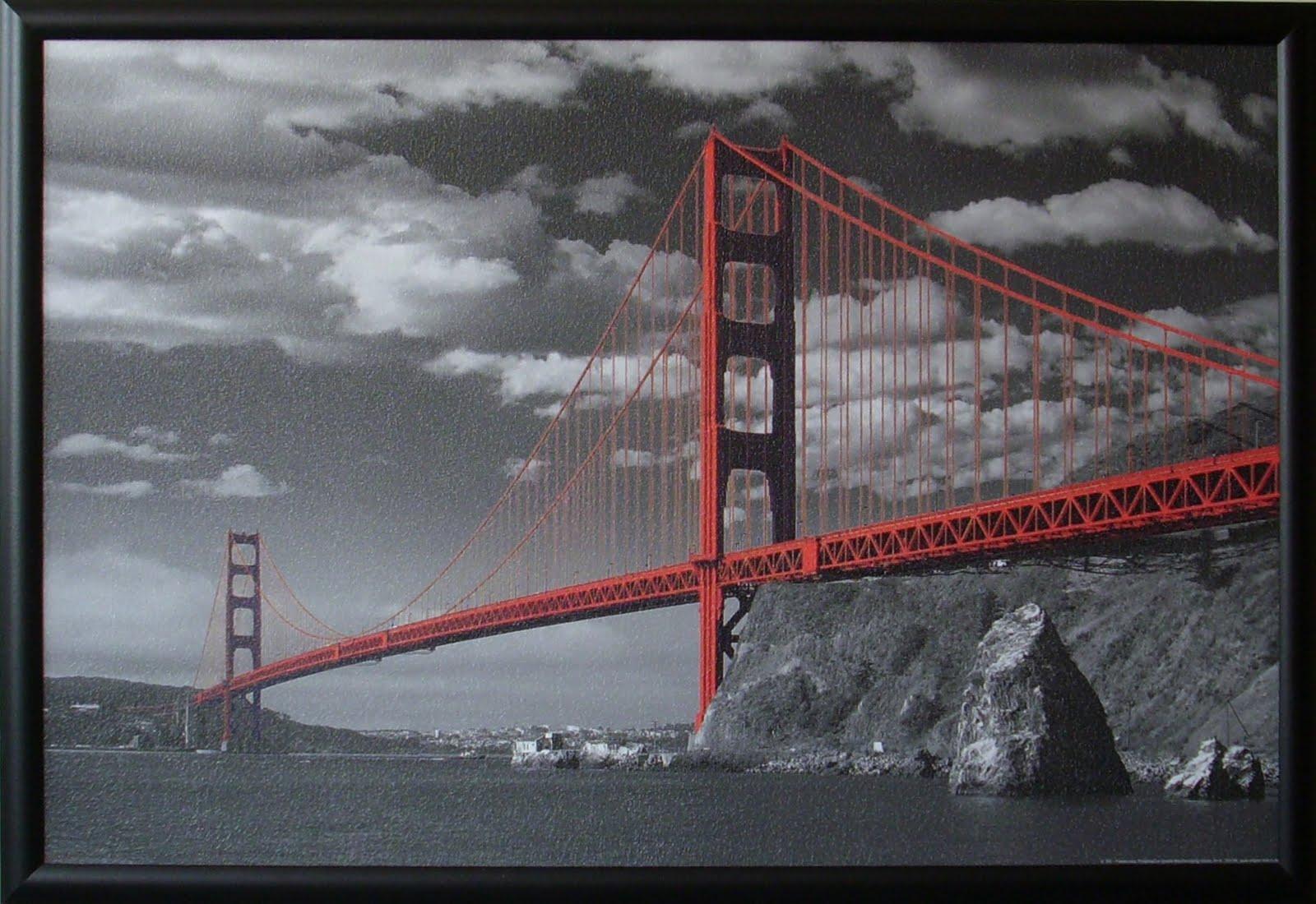 Bilderfabrik1: Rote Brücke