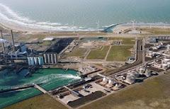 Utilisation intelligente d'éoliennes sur un site portuaire industriel