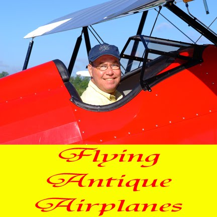 Flying Antique Airplanes
