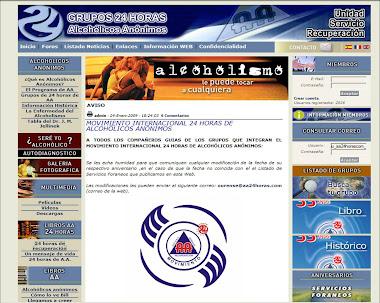Pagina Oficial del Movimiento 24 Horas
