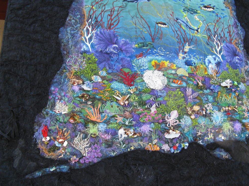 [undersea+quilt]