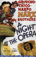 A Night At The Opera / Marx Brothers