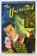The Uninvited / Ray Milland and Gail Russell