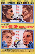 The Big Country / Gregory Peck and Jean Simmons