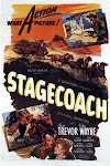 Stagecoach / John Wayne and Claire Trevor
