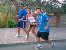Entreno con Manolito y Jorge 09'