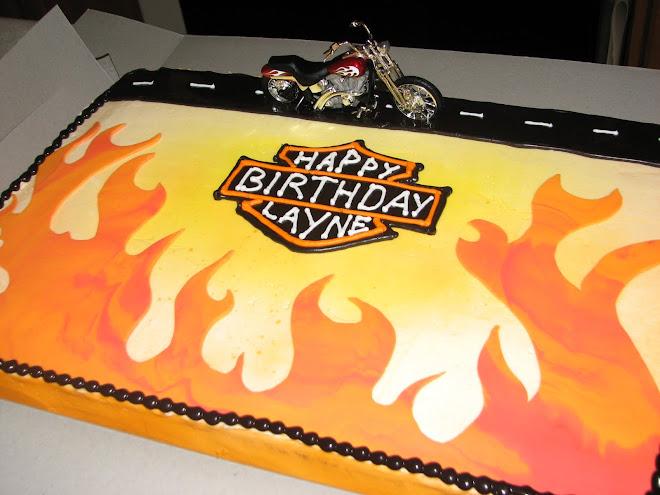 Layne's Birthday