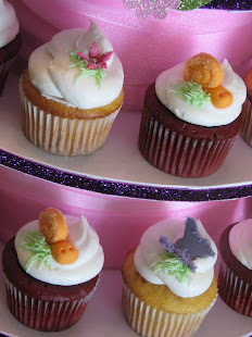 Addie's fairy cupcakes