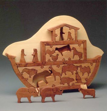 Nap Time Crafters: Nativity Puzzle