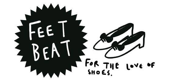 feet beat