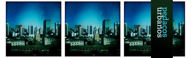 pedaços urbanos