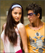 sharukh zoheb rab ne bana de jodi movie hit superhit blockbuster tumbring